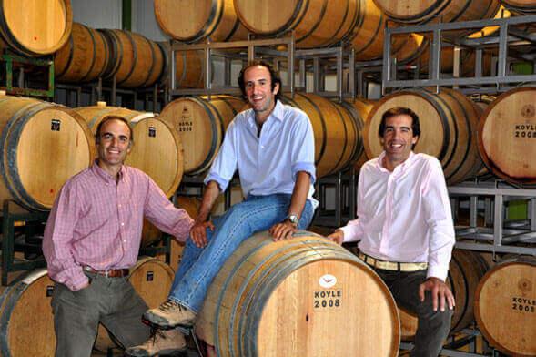 Chile - Koyle Family Vineyards