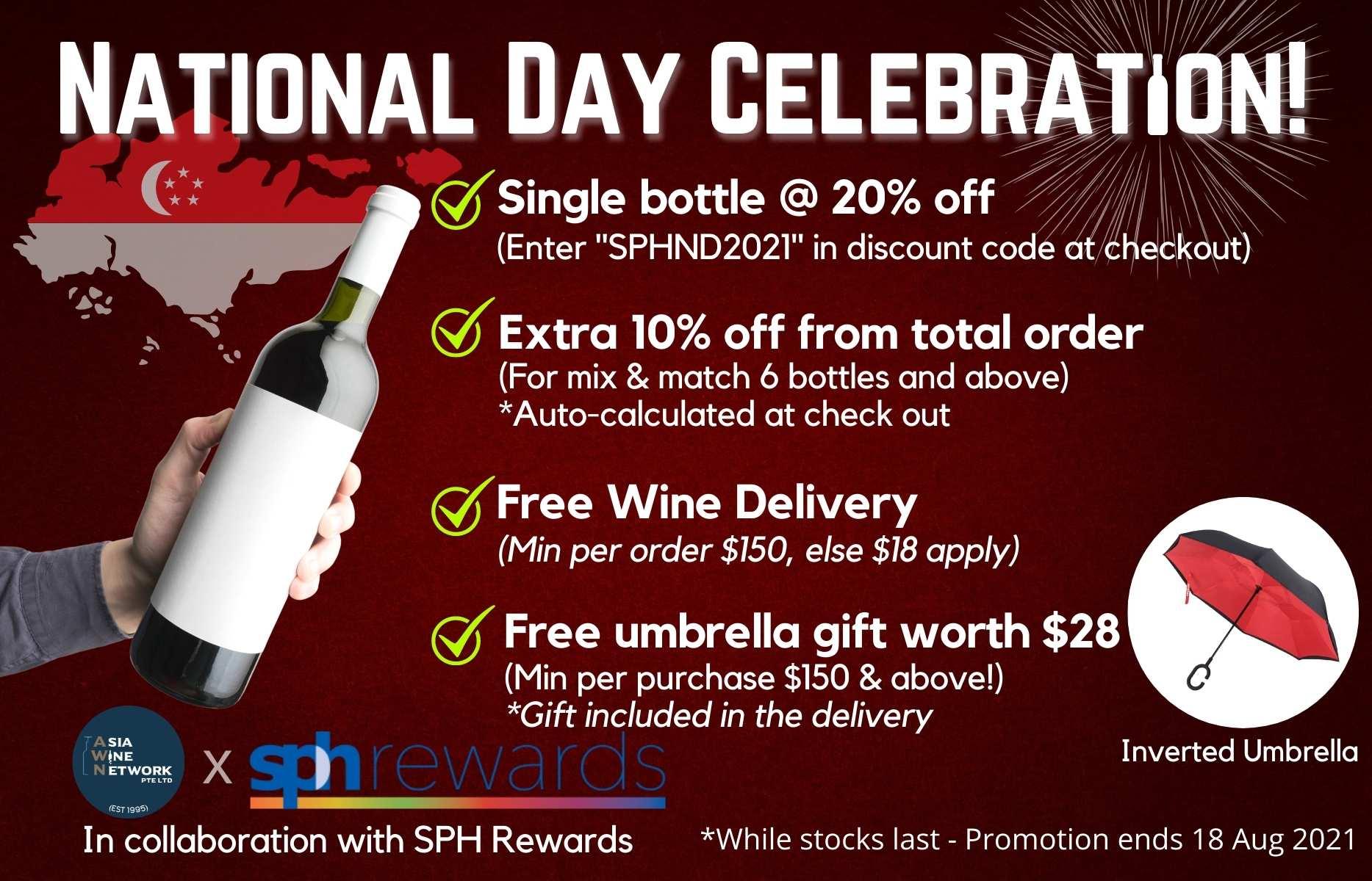 SPH National Day Celebrations