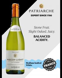 Patriarche Macon-Lugny Les Charme Chardonnay