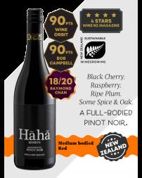 Haha Pinot Noir Reserve