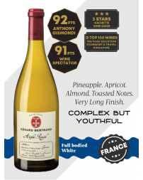 Gerard Bertrand Aigle Royal Chardonnay