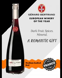 Gerard Bertrand Cote Des Roses Red