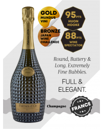 Champagne Palmes D'Or