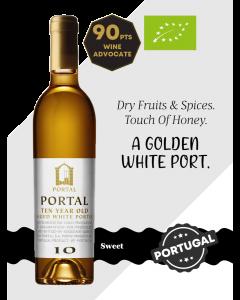 Quinta do Portal 10YO White Port
