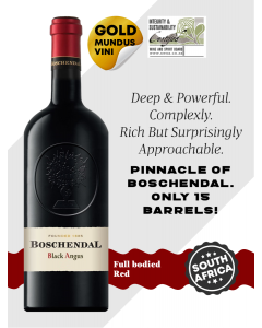 Boschendal Heritage Collection Black Angus