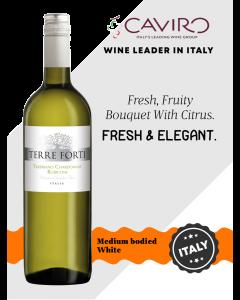 Terre Forti Trebbiano-Chardonnay Rubicone