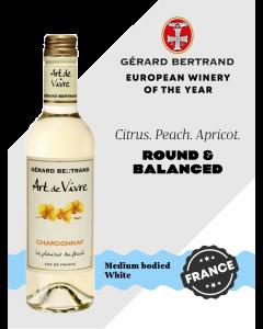 Gerard Bertrand Art de Vivre – Chardonnay (375ml)