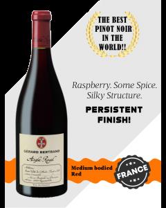 Gerard Bertrand Aigle Royal Pinot Noir