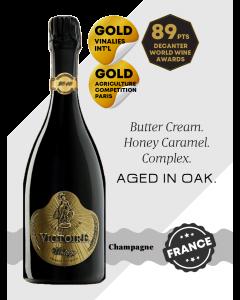 Champagne Victoire Fut De Chene 2010
