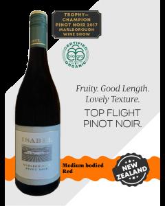 Isabel Pinot Noir