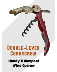 Double-Lever Corkscrew