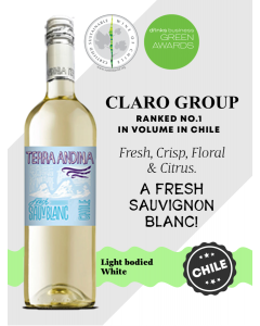 Terra Andina Lifestyle Sauvignon Blanc